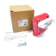 Cooper ET70-241575W-FR Red Strobe/Spkr Fire Alarm