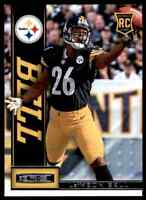 2013 PANINI ROOKIES & STARS STEELERS LE'VEON BELL RC MICHIGAN STATE SPARTANS