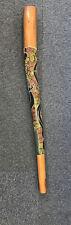 Solid Wood Didgeridoo
