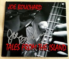 JOE BOUCHARD CD TALES FROM THE ISLAND Blue Oyster Cult solo rave reviews