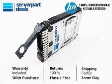 "HP Compatible Gen8 600GB 15K RPM SAS 2.5"" HDD 759212-B21 759548-001"