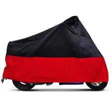 XXL Waterproof Motorcycle Cover Fit Harley Davidson Fatboy Softail Springer