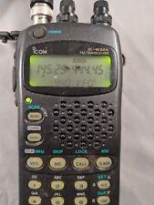 Icom IC-W32A Dual Band HT Handheld Ham Radio Transceiver