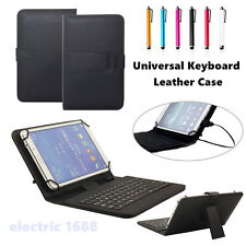For Asus Zenpad 10 Z300C / Z300M Tablet Leather Case Cover with Keyboard +Stylus