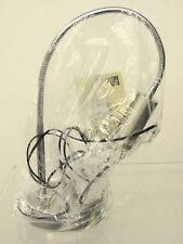 Adesso 3174-22 Eos Mini LED Desk Lamp, Satin Steel
