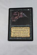 Terror from Beta X1 Near Mint Minus NM- MTG Magic