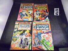 Ghost Rider #4 #12 #13 and #14 Worn NO STOCK PHOTOS Listing B