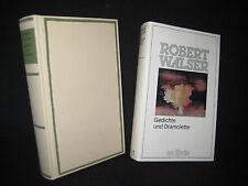 Robert Walser , Gedichte und Dramolette  , Das Gesamtwerk Kossodo