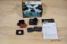 Nikon KeyMission 170 4K Action Camera Camcorder Wifi Bluetooth Waterproof bundle
