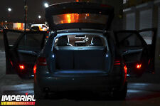 AUDI A4 AVANT B8-SMD / LED Illuminazione di Interni Kit-Bianco Luminoso S4 RS4 linea S