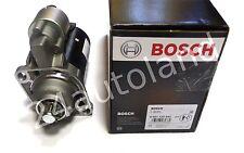 ANLASSER STARTER BOSCH 0001125042 / 0 001 125 042 Audi Seat Skoda VW 1.8 kW