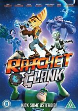 Ratchet  Clank [DVD] [2016]
