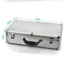 Hold 4 Microphone flight case for SHUREr  Sennheise EV Microphones