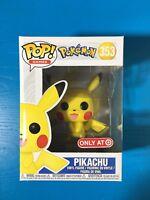 Funko Pop! Pokemon PIKACHU **Target Exclusive** *Brand New*