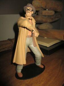 Leblon Delienne&Jacobs-Sculpture Olrik en action, prêt a tirer-Boite&certificat-