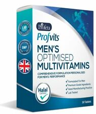 Profvits Men Advanced Vitamin and Mineral Supplement - (30) Tablets  Halal