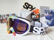 SPY+ OPTIC TARGA II SNTRP62 MASCHERA SCI SNOWBOARD SKI GOGGLES SCHNEEBRILLE