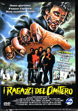 I RAGAZZI DEL CIMITERO - DVD (NUOVO SIGILLATO)