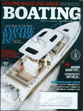 2016 Boating Magazine: Boat of the Year/Marine Audio Tips/Hummingbird Hot Helix