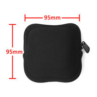 Traval Carrying Case Protective Soft Nylon Bag For Beats Powerbeats Pro Earphone