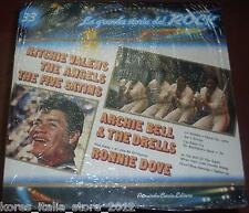 """RITCHIE VALENS THE ANGELS THE FIVE SATINS... """"La Grande Storia del ROCK (33)"""" LP"""
