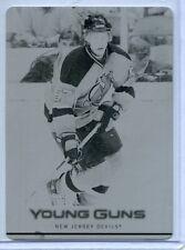 2006-07 Upper Deck Young Guns Printing Plate Travis ZAJAC BLACK YG #225 1/1