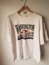 Vintage Washington DC tee shirt Single Stitch sz XLarge XL preowned EUC $$$$$$$$