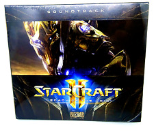 Starcraft Legacy of the Void  Soundtrack Collectors Edition CD New Ovp OST wow
