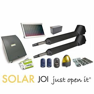 DUCATI SW7000T SOLAR powered swin for electric swing gate up to 5m/500kg