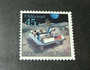 US Stamp Scott# C124 Moon Rover 1989 MNH H206