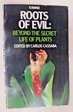 Roots of Evil Edited by Carlos Cassaba (Paperback, 1976)