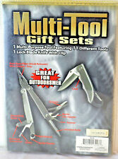 Multi - Tool Gift Set- Great For Outdoorsmen