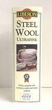 Liberon Steel Wool 0000 100g FREE SHIPPING!
