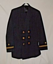 Us Navy Dress Blue Military Uniform Jacket and pants United States sz 40R