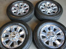 2017 Ford F250 F350 Factory 20 Wheels Tires OEM Rims Michelin LTX AT2 10102