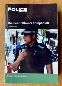Beat Officer's Companion 2008/2009 (Police) Paperback Book