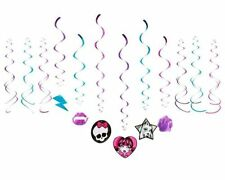 Irregular Monster High Party Hanging Decorations