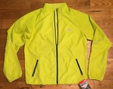 NWT Men's Lime Green THE NORTH FACE Quick Dry Light Water Repellent Jacket Sz M