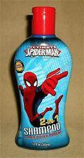 Marvel Ultimate Spider-Man 2-in-1 Shampoo - Spider-Power Punch 12 fl oz (355ml)