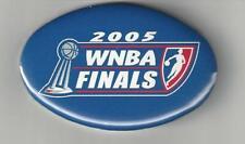 2005 WNBA FINALS (CONNECTICUT SUN VS SACRAMENTO MONARCHS) PIN *RARE* BRAND NEW