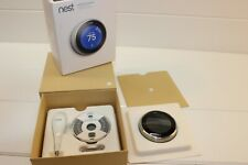 Nest Learning Thermostat 3rd Gen WiFi Stainless Steel