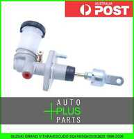 Fits SUZUKI GRAND VITARA/ESCUDO SQ416/SQ420/SQ625 - Master Clutch Cylinder