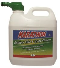 Outdoor Cleaner Click & Spray hook onto hose suit all outdoor surfaces 2lt x 6