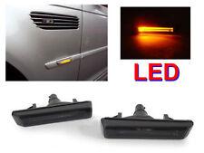GETÖNT LED LIGHTBAR BLINKLEUCHTEN FÜR BMW E46 3 SERIES M3 & E38 7 SERIES