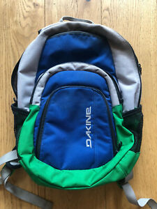 DAKINE Campus 33L Backpack - Navy Spruce Laptop Compartment Rucksack