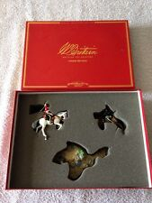 Britains Set 00170 Scots Greys Duals 11th Hussars Crimean War Series - Boxed