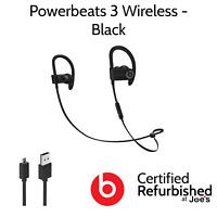 Beats by Dr. Dre Powerbeats 3 3.0 Wireless Ear-Hook Headphones - Black
