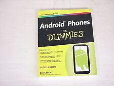 Android Phones for Dummies, by Dan Gookin