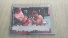 Stefan Struve vs Junior Dos Santos 2009 UFC Round 2  Black Debut Card 31/188