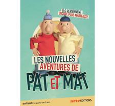 NOUVELLES AVENTURES DE PAT ET MAT (LES) - DVD